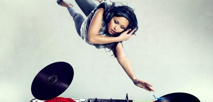 The DJ Girl